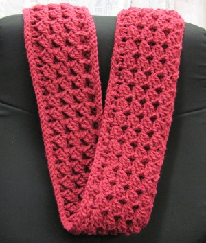 Two Scarves 6