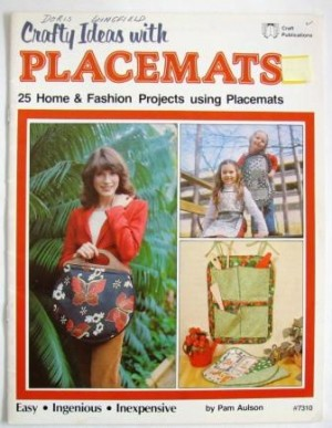 Crafty Ideas With Placemats 25 Home And