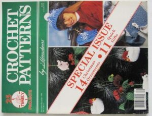 Crochet Patterns By Herrschners Special Issue