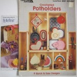 Crocheted Potholders Leaflet 281.web Compressed