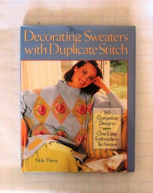 Decorating Sweaters With Duplicate Stitch