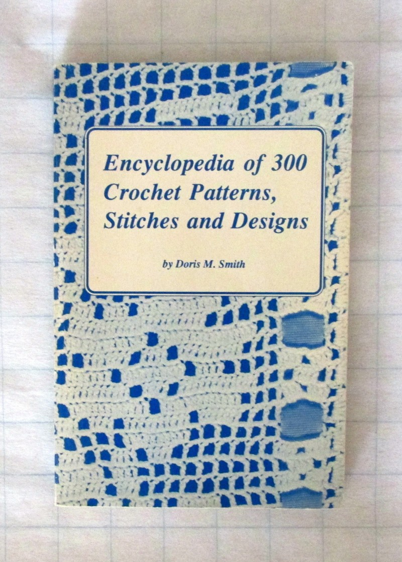Knitting Stitches Encyclopedia : Encyclopedia of 300 Crochet Patterns, Stitches and Designs sk1110 USD12 cash/mo...