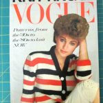 Knitting In Vogue Patterns Froom The 30s To The 80s To Knit Now