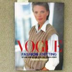 Vogue Fashion Knitting Christisna Probert .1048