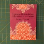 Renaissance Patterns For Lace Embroidery And Needlepoint.Federico Vinciolo.skerin1093