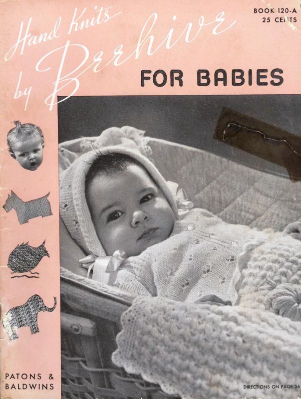 Knitting For Babies Books : Hand knits by beehive for babies book a sk cash