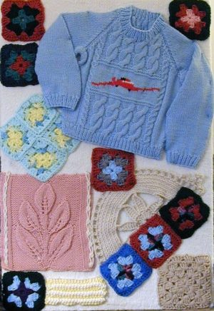 SUSAN Displ 5 Toddlersweater