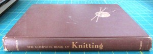 Complete Book Of Knitting.Mathieson