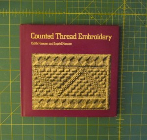 Counted Thread Embroidery.Edith Hansen And Ingrid Hansen.skerin1088