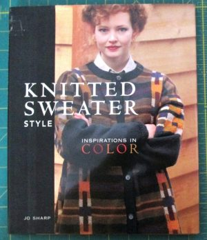 Knitted Sweater Style Inspirations In Color.Jo Sharp