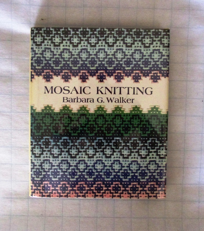 Learn-To-Knit-Afghan Book by Barbara G. Walker | LibraryThing