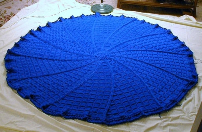 Squared Pinwheel Knit | Knit & Crochet Patterns, Lessons ...
