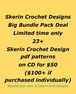 bundle crochet deal main image