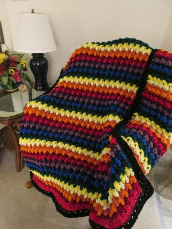 Baubles On Baubles Crochet Afghan Pattern Knit Crochet Patterns Lessons Worcester County Md